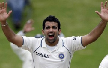 Zaheer Khan blow for India on Day 1 at Lord's