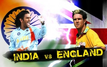 India gets ready to take on England