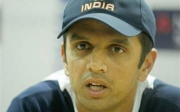 Rahul Dravid back where it all began