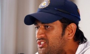 MS Dhoni - the lone warrior