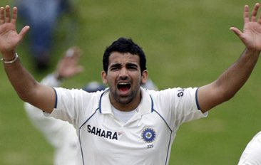 Zaheer Khan - Injury woes hit India ahead of Birmingham test