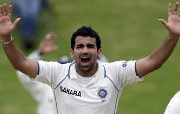 Zaheer Khan - Injury woes hit India ahead of Birmingham test