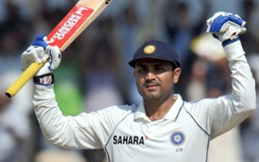 Return of Virender Sehwag bolsters Indian batting