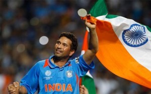 Sachin Tendulkar- Indian sports icon